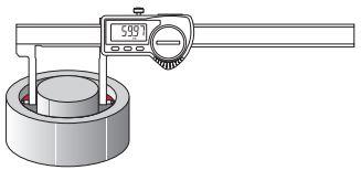 Thước kẹp điện tử cho ứng dụng đặc biệt MarCal 16 EWRi-SI / 16 EWR-SI