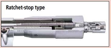 Panme cơ khí đo ngoài Mitutoyo 102