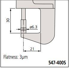 Dụng cụ đo độ dày Mitutoyo