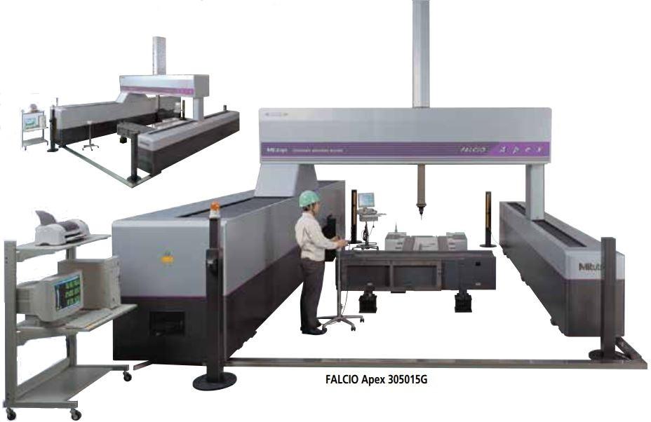 Máy đo tọa độ 3 chiều Mitutoyo FALCIO-Apex 2000/3000