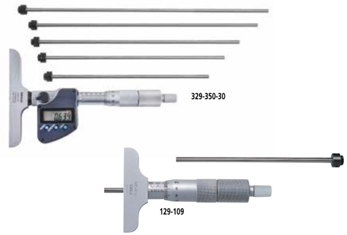 Panme đo sâu điện tử Mitutoyo Series 329