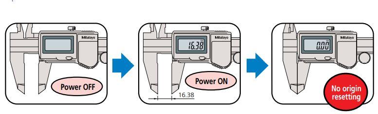 Thước kẹp điện tử Absolute Mitutoyo chống thấm nước 500