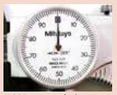 Thước kẹp đồng hồ Mitutoyo 505