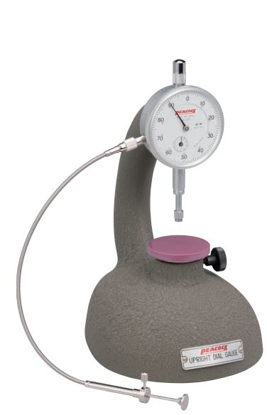 Thiết bị đo độ dày loại đồng hồ Peacock