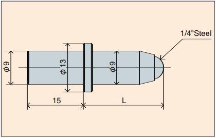 Đồng hồ đo lỗ cho lỗ kín Peacock CG Series