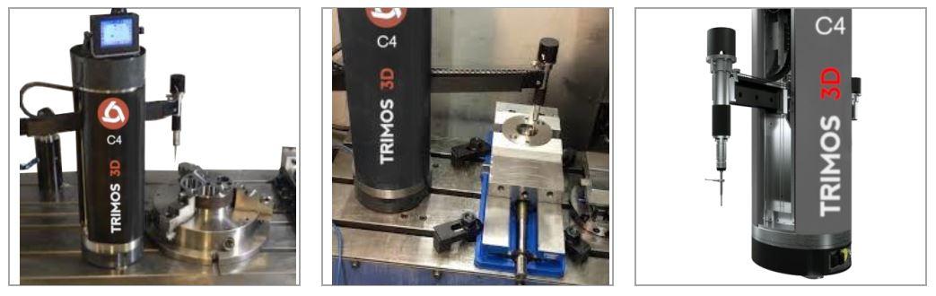 Máy CMM đầu đo có thể xoay Trimos C4