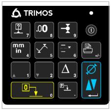 Thước đo cao Trimos