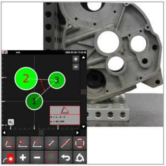 Thước đo cao cải tiến Trimos V9